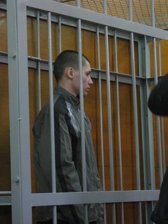 Я не желал им (милиционерам - Ред.) смерти или нанести им травмы, - заявил Артем Дериглазов. Фото автора.