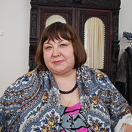 Екатерина Высоцкая.