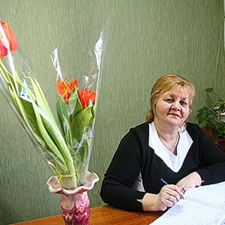 Людмила Анатольевна - милиционер и психолог в одном лице. Фото Артема ПАСТУХА.