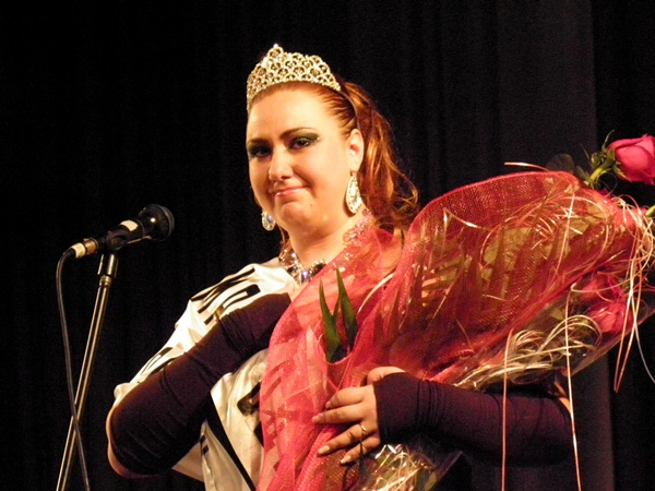 Фаворитка конкурса Анна Ченцова не верила в победу