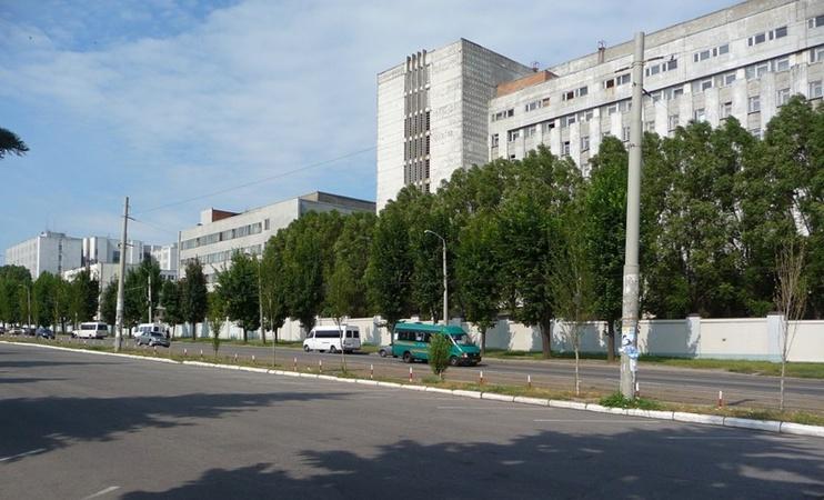 Наш Южмаш - самое секретное место в бывшем СССР. Фото с сайта www.gorod.dp.ua