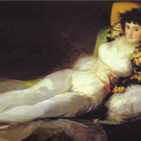 Гойя любил кистью раздевать женщин: «Маха одетая» явилась на свет в1800 году, а «Маха обнаженная» - в 1802-м.