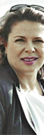 Галина Колотницкая 9 лет была правой рукой Каддафи.
