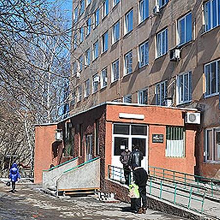 Эта клиника пользуется особым уважением у местной элиты: здесь родился третий внук Януковича Илья.
