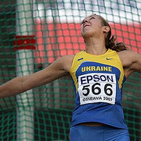 Кошкарева была одной из лучших легкоатлеток Европы.