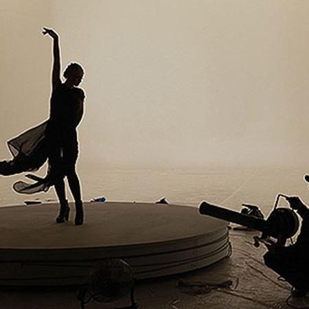 Кристина придумала для клипа очень необычные образы. Фото Милы Стриж.