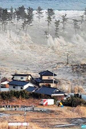 Правительство Японии объявило о возможности нового цунами Фото: АП