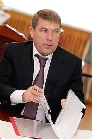 Александр Черпицкий: «Наша задача - превратить все имущество и особенно землю Минобороны изубыточных в максимально прибыльные».