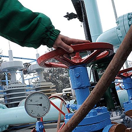 С приходом новой власти ушли проблемы с газоснабжением Украины.