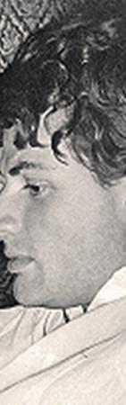 Александр Ширвиндт в 1950 году. Вряд ли он сидел тогда и думал, что станет когда-то худруком родного Театра сатиры...