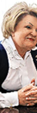 Директор «Киева» Лариса Трофименко.
