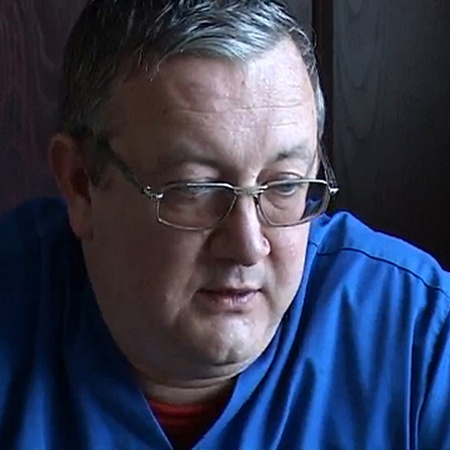 Реаниматолога Анатолия Торценко в больнице считают хорошим специалистом.