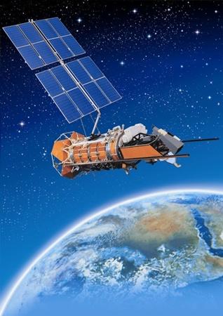 Сегодня на орбиту запущено уже около 400 космических аппаратов разработки и изготовления КБ «Южное» и ЮМЗ. Фото из архива КБ «Южное».