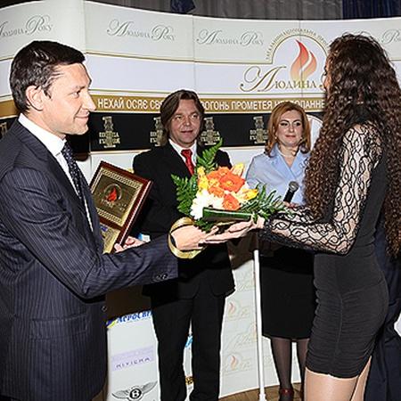 Алексей ДИДКОВСКИЙ, управляющий партнер юридической компании «АСТЕРС», лауреат программы «Человек года-2010» в номинации «Юрист года».