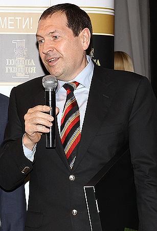 Андрей РАЙКОВИЧ, генеральный директор ОАО «Мясокомбинат «Ятрань», лауреат программы «Человек года-2010» в номинации «Национальная торговая марка года».