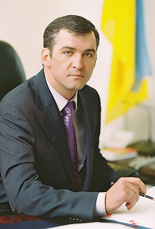 Генеральный директор компании «Днепрооблэнерго» Александр Фоменко.