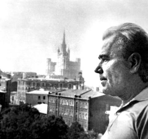 Александр Макаров (годы жизни 1906-1999) и Михаил Янгель (1911-1971).