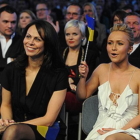Жена Виталия Наталья и невеста Владимира Хайден даже не успели вдоволь поболеть.