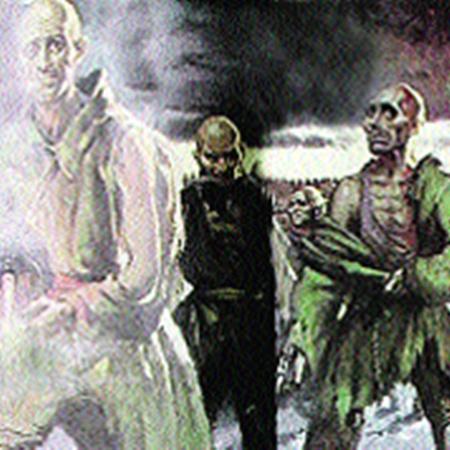 Американцы выпустили из тюрем политзаключенных, которые стали активно помогать оккупационным властям в установлении демократии на территории бывшего Советского Союза (рисунок из журнала Collier's).