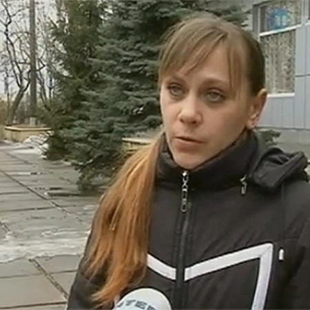 30-летняя Людмила хочет исправить ошибку молодости.