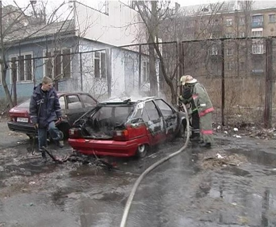 В поджоге подозревают местную молодежь. Фото с сайта magnolia-tv.com.