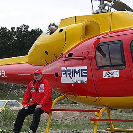 Евгений Альфредович сейчас - начальник департамента авиации МЧС Украины.