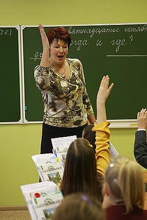 Украинские учителя зарабатывают в 30 раз меньше европейских и втрое меньше российских.
