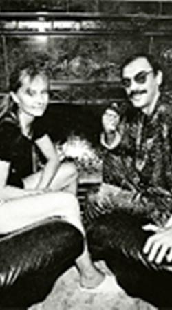 Фото из семейного архива: Михаил Боярский с супругой получили звездный статус еще в советское время.