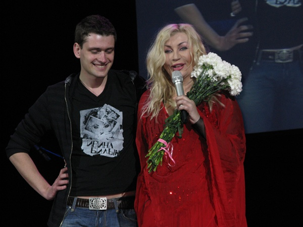 На концерте в Симферополе Ирина Билык пообещала заняться сексом на греческом пляже фото