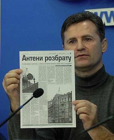 28 февраля на пресс-конференции в УНИАН Дмитрий Павличенко открыто рассказал о своей обиде на судью Зубкова.