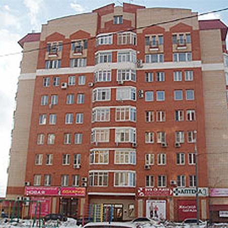 В этом доме Олег стрелял в жену и ее брата. Фото Елизаветы Пчелкиной.