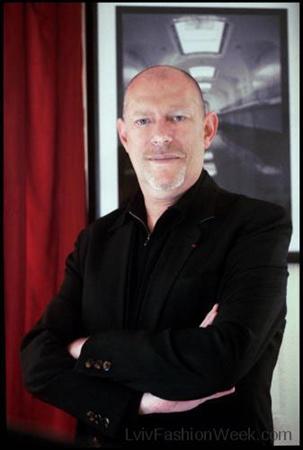 Французский дизайнер Дональд Потард. Фото c сайта lvivfashionweek.com.