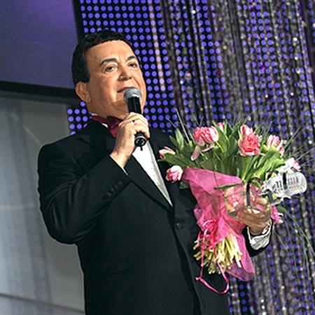Народный артист СССР, народный артист Украины Иосиф Кобзон, обладатель премии «Звездное соло».