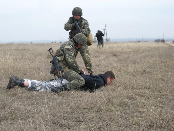 В Крыму наши морпехи убедили НАТОвцев в своей боеспособности фото 2