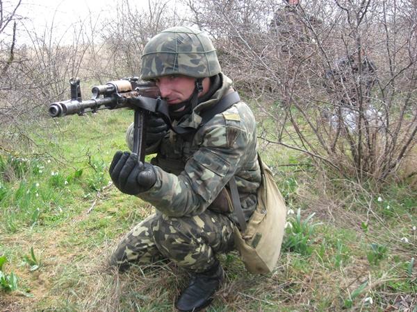 В Крыму наши морпехи убедили НАТОвцев в своей боеспособности фото 3