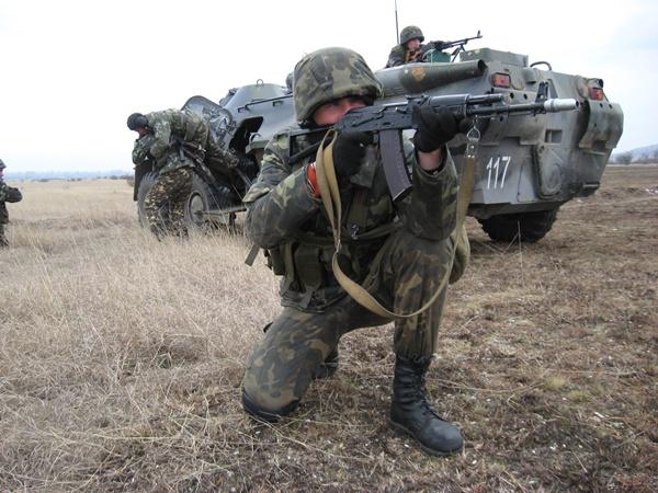 В Крыму наши морпехи убедили НАТОвцев в своей боеспособности фото 4