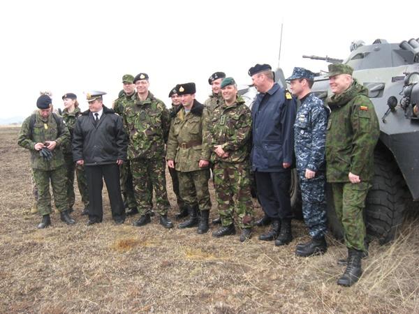 В Крыму наши морпехи убедили НАТОвцев в своей боеспособности фото 5