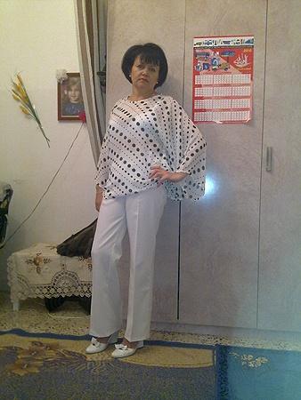 Операционная медсестра мисуратского госпиталя Галина Иванова сейчас в отчаянии.