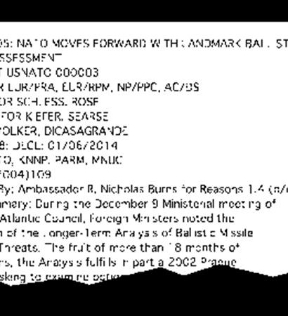 Секретные депеши американских дипломатов обнажили подлинные планы США.