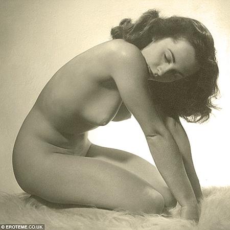 Редкая фотография Элизабет ТЕЙЛОР хранилась в частной коллекции. Фото Daily Mail.
