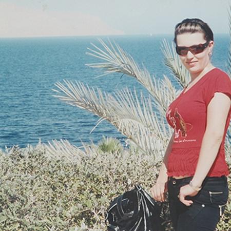 24-летняя медсестра Оксана Балинская все еще мечтает однажды вернуться в Триполи.