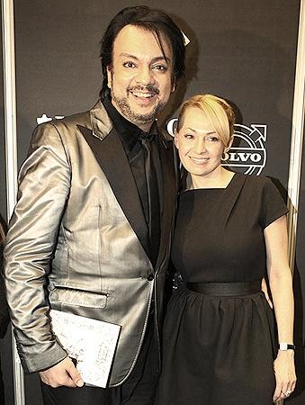 Филипп Киркоров и Яна Рудковская. Фото Милы Стриж.