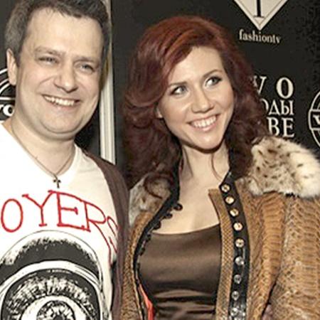 Илья Шиян и Анна Чапман. Фото Милы Стриж.