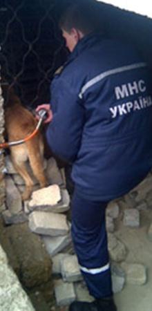 Фото пресс-службы ГУ МЧС Украины в АРК