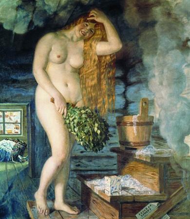 Русская Венера. 1926 год.