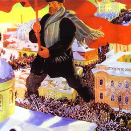 Большевик. 1920 год.