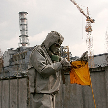 Если причиной катастрофы в Японии стали природные катаклизмы, то трагедия на ЧАЭС случилась из-за человеческой халатности. Фото УНИАН.