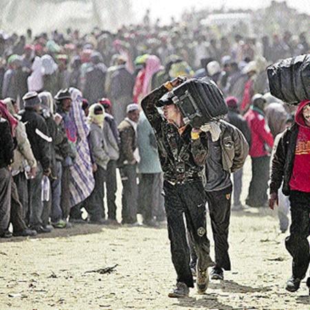 Бунты в исламских странах несут выгоду единицам, а страдания - миллионам.