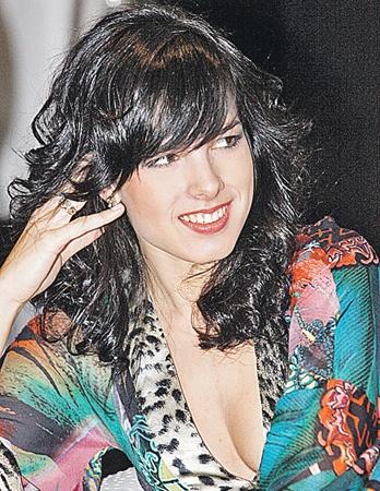 Ольга Корягина.
