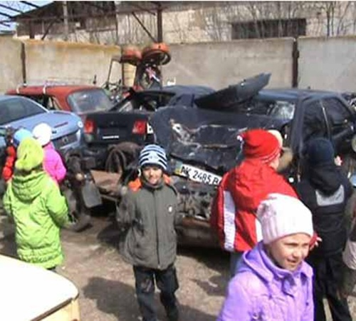 Фото пресс-службы УГАИ в АРК